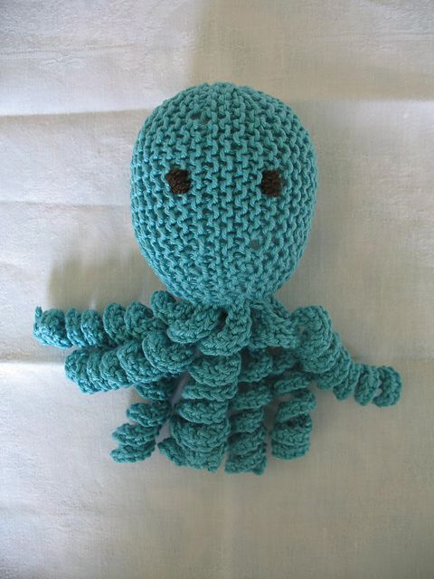 Ravelry Irishmagdas Knitted Octopus For A Preemie Free