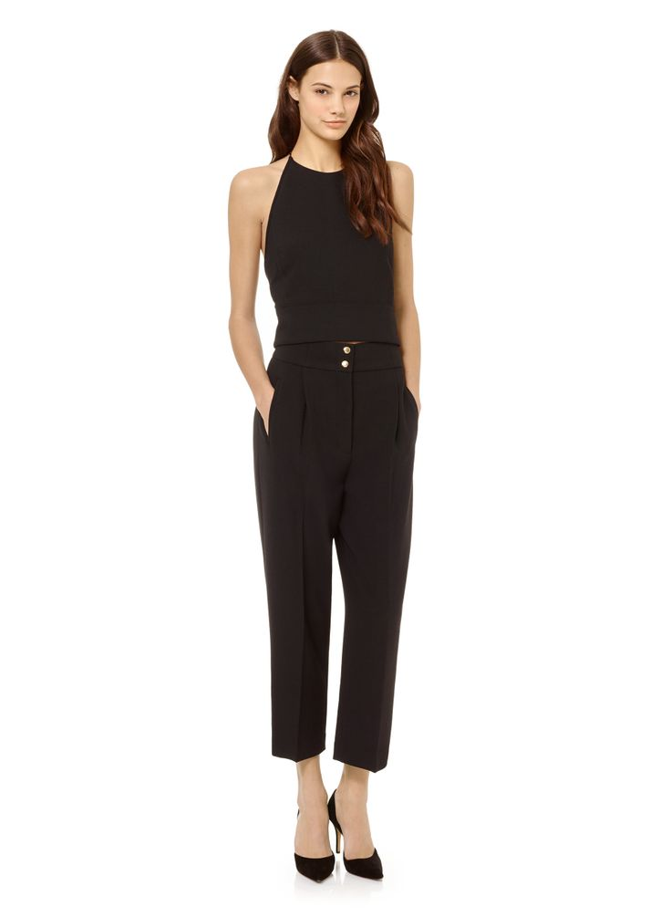 Le Fou by Wilfred Novas Pant, now available at Aritzia.com. #lefou