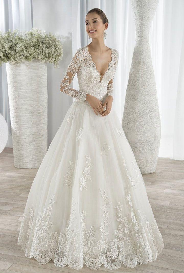 Demetrios Wedding Dresses 2017 { classic and timeless wedding dresses }