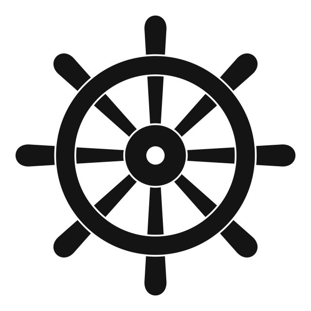 Wooden Ship Wheel Icon Simple Ship Icons Simple Icons Wheel Icons Png And Vector With Transparent Background For Free Download Wooden Ship Simple Icon Ship Wheel
