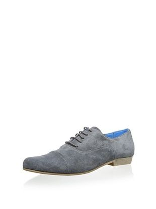 64% OFF Swear London Men's Jimmy 1 Cap Toe Oxford (Grey)