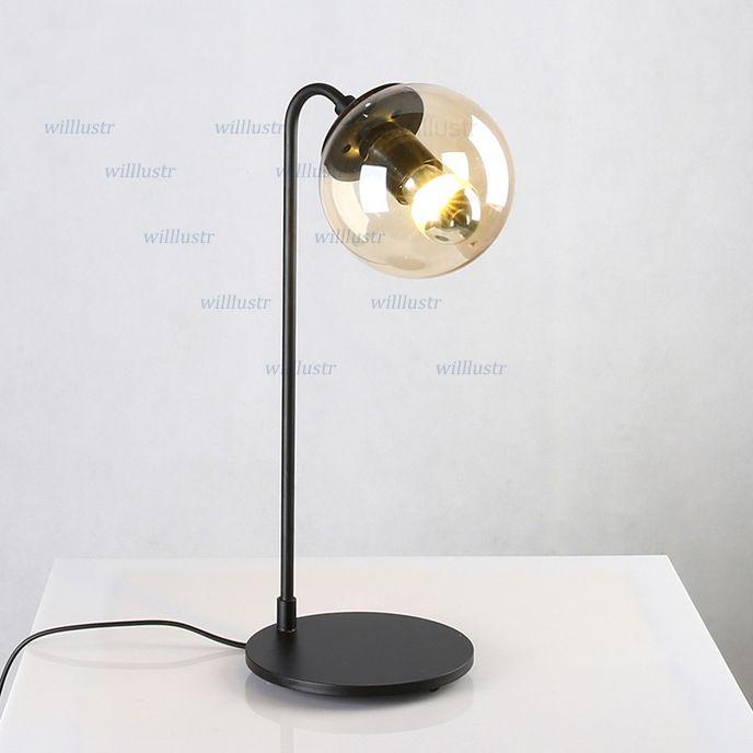 Modo настольная лампа ролл холм свет Модерн Глас тень настольные светильники Джейсон Миллер лампы для чтения дизайн Минимализм купить на AliExpress