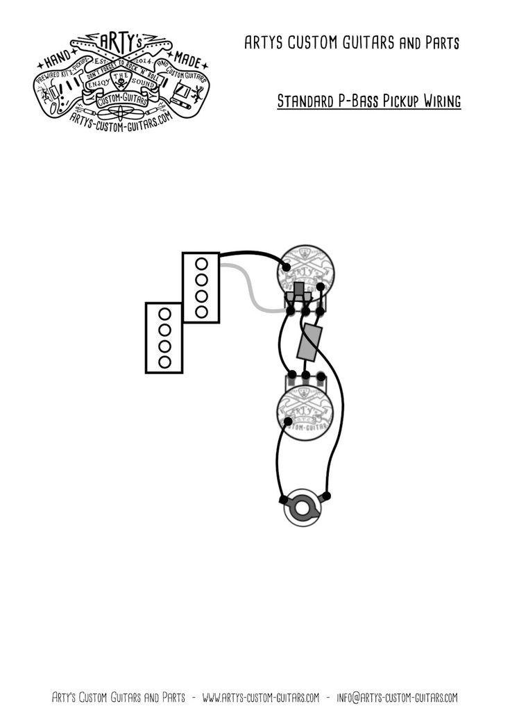 13 best wiring diagram guitar kit images on pinterest