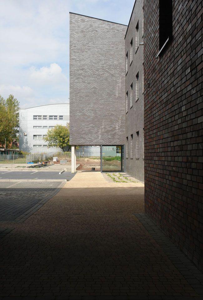 SLAS architekci - Biurowiec Katowice