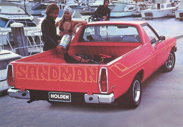 Holden Ute HZ de 1977