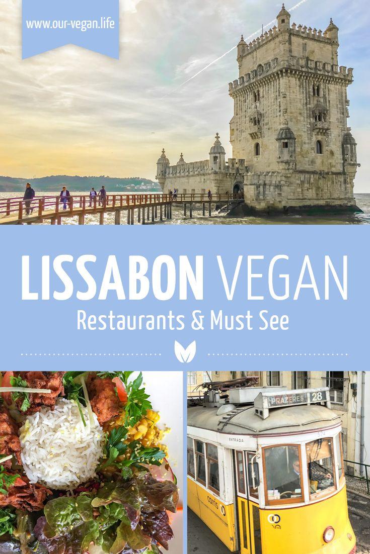 Tipps für deinen nächsten Städtetrip nach Lissabon! Wo findest du ein Restaurant in dem du gut vegan essen kannst? Welche Sehenswürdigkeiten solltest du dir anschauen? Welches Highlight darfst du dir nicht entgehen lassen?