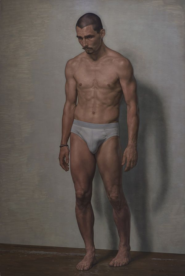 The ersatz (James Batchelor) by Marcus Wills The judges have had their say - but what do you think? Choose the Archibald Prize finalists you like in our people's choice gallery.