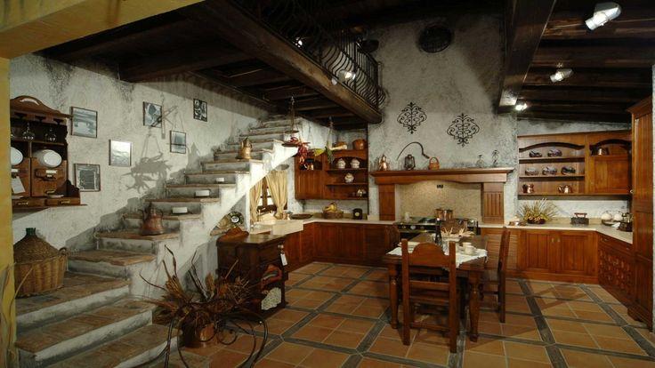 Cucina Elegance: cucina rustica Il Borgo Antico