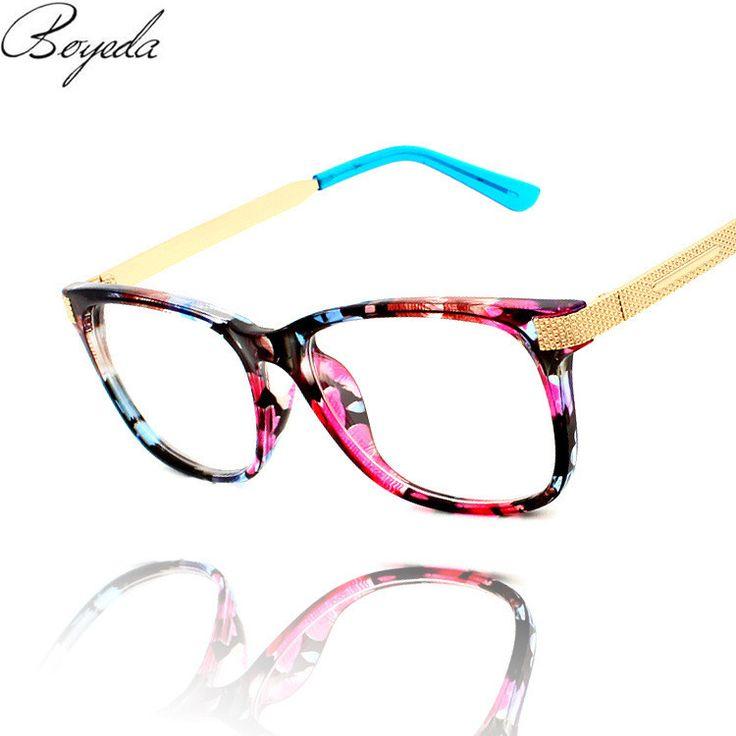 2017 High Quality Metal Female Grade Glasses Frame Eyeglasses Vintage Men Women Optical Computer Spectacle Eye Glasses Frame