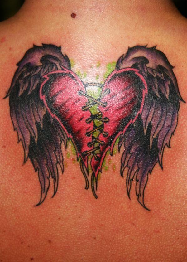 Broken heart tattoos | Tattoo ideas
