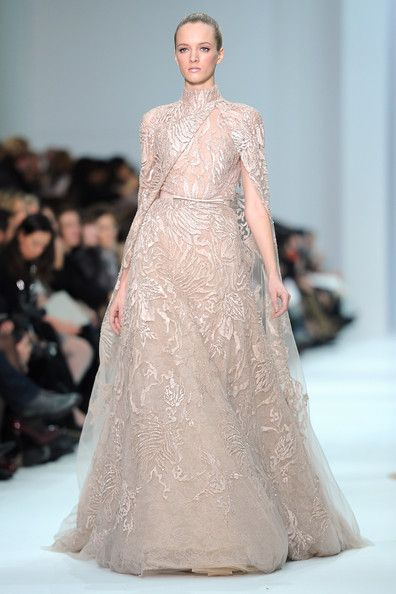 Elie Saab Paris Fashion Week Haute Couture S/S 2012