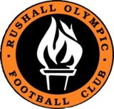 Rushall Olympic are an English football club based in Rushall, a former mining village now forming part of the northern suburbs of Walsall. They play in the Northern Premier League Premier Division. Although football had been played in the village for at least 20 years previously, the earliest known reference to Rushall Olympic Football Club is in local newspaper reports on matches from the 1893–94 season.
