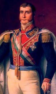The Mad Monarchist: Monarch Profile: Emperor Agustin I of Mexico