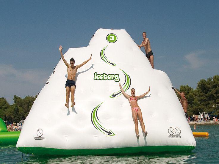 Aviva Iceberg -venta De Parque Acuatico Inflable - Comprar Barato Precio De Aviva Iceberg - Fabrica Parque Acuatico Inflable En España