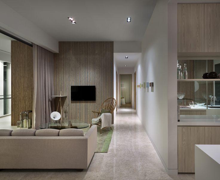 Edge Gallery Condominium Singapore By Ministry Of Design