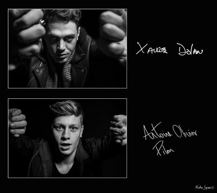 """Xavier Dolan et Antoine-Olivier Pilon """"Mommy"""" (Dolan, 2014)"""