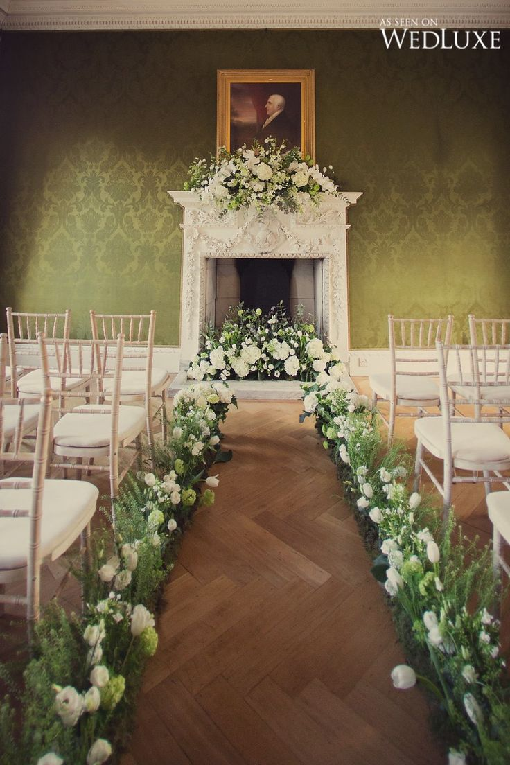 #weddingceremony Yorkshire Glamour | WedLuxe Magazine June 22 #2015