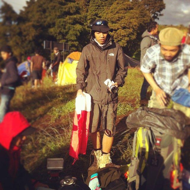 #myboy #myhusband #2565mdpl #hiking #central java… by @mellamoonz - Square Pics