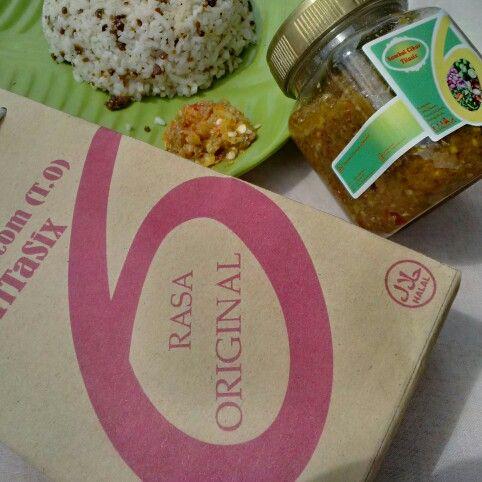 CIta rasa Indonesia Pisaaannn   Tutug Oncom Instan & Sambel / Sambal Cikur  #TutugOncom #TutugOncomInstan #SambelCikur #SambalCikur #AmazingTasikmalaya #Tasikmalaya #Indonesia #InfoKuliner #KulinerTasik #KulinerBandung #food