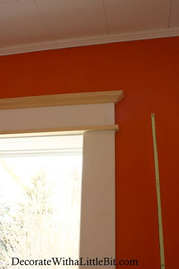 Easy Updated Farmhouse Trim For Our Cottage By The Sea