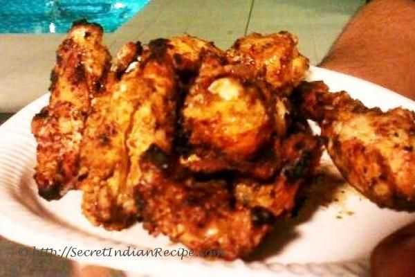 #indianfood #indianrecipes Try this yummy chicken grill recipe http://secretindianrecipe.com/recipe/grilled-chicken-masala-indian-grilled-chicken