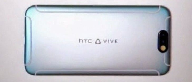 New HTC Vive smartphone leaked in video The smartphone market is over-saturated with similar-looking devices. And people are different. These two statements are seen in the opening seconds of a leaked HTC Vive video. But then it gets interesting. In the 90 sec video, posted by evleaks on Twitter we see a lot of flashing images and hear a lot of buzzwords - that the phone is with you every day and should be expressive as you... —gsmarena.com