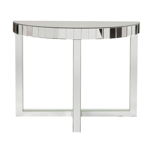 Зеркальный консольный столик Vienne DG-F-DT16