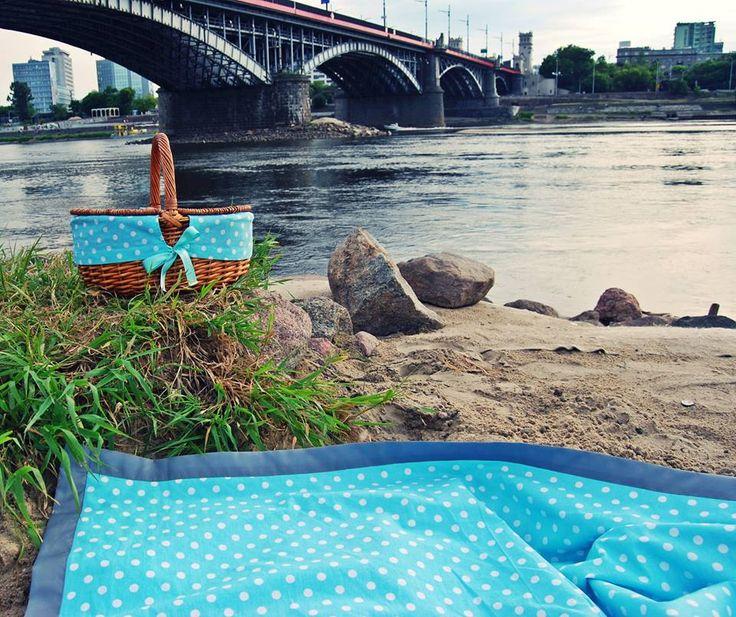 #picnic #picnicday #blanket #picnicblanket #picnicrug #handmade #design #warsaw