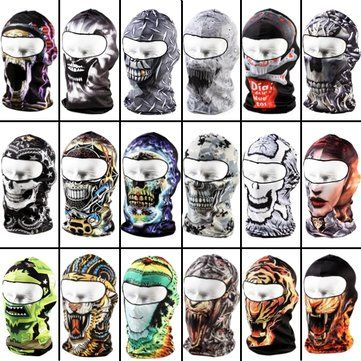 Only US$3.99, buy best Quick-Dry Balaclava Full Face Mask Outdoor Sport Swim Tactical Motorcycle sale online store at wholesale price.US/EU warehouse.