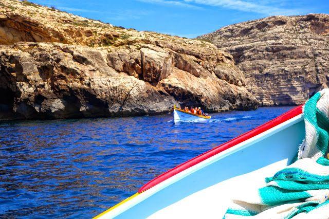 Apen matkat: Malta, osa 23, kaunis Blue Grotto