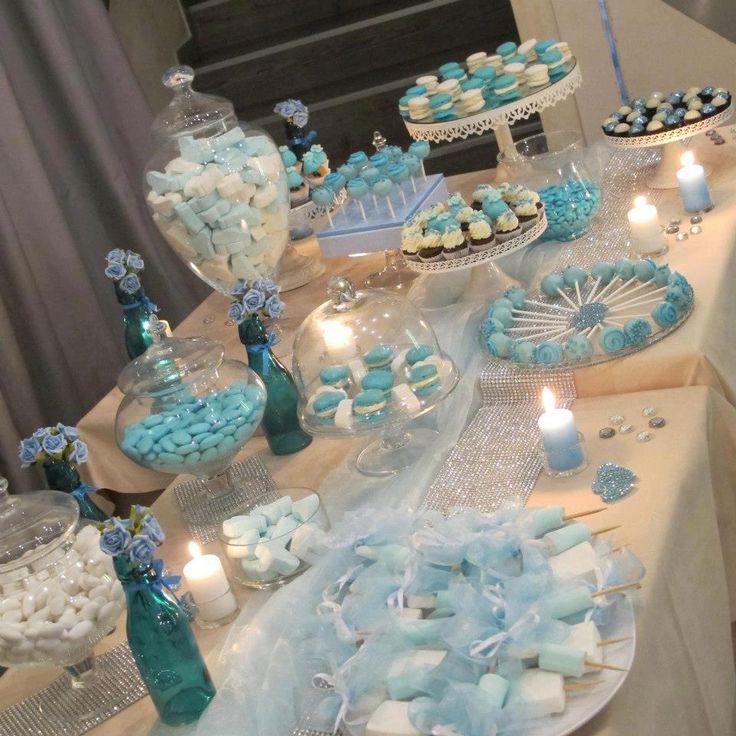 blanc et bleu ...