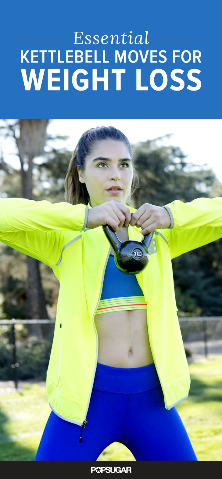 Kettlebell fans love the heavy, round-shaped weights for a reason — kettlebell exercises combine cardio and strength training for a time-saving calorie burn. The amount of calories you can burn using kettlebells can be amazingly high: a study by the American Council on Exercise found that the average person burns 400 calories in 20 minutes when doing kettlebell exercises.