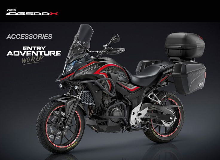 honda cb500x accessories images galleries with a bite. Black Bedroom Furniture Sets. Home Design Ideas