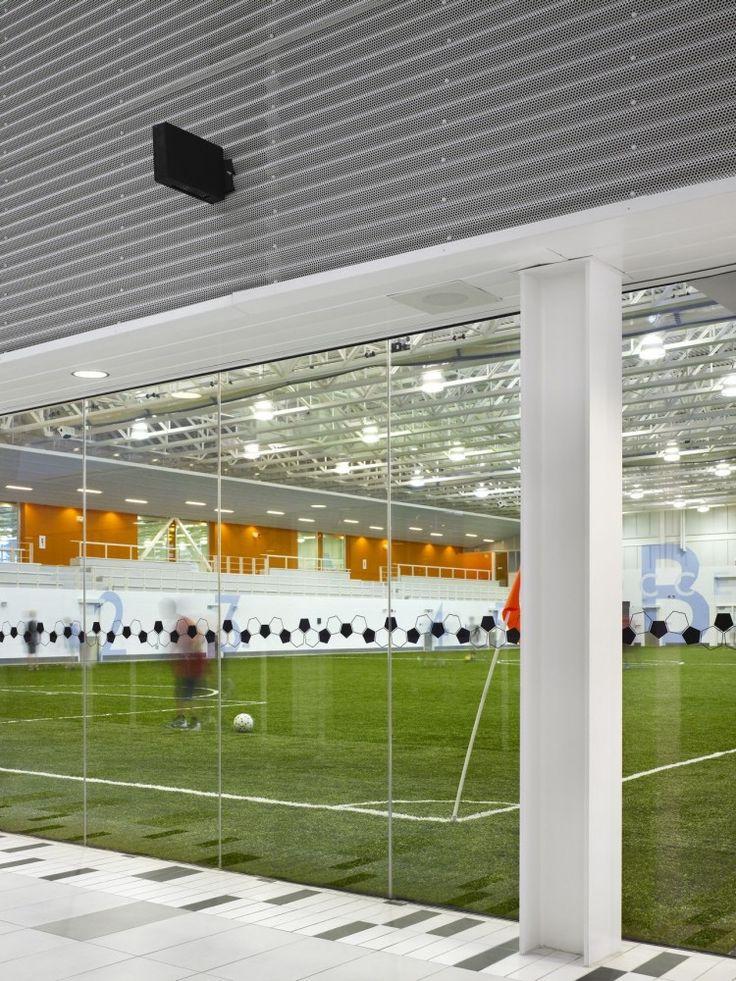 Brampton Soccer Centre / MacLennan Jaunkalns Miller Architects