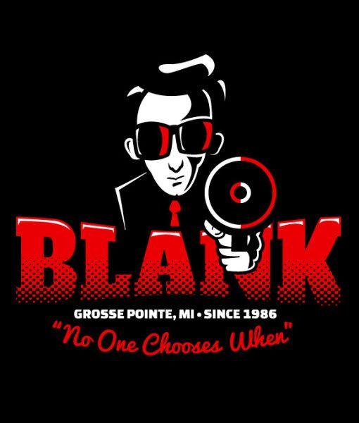 Mr Grosse Pointe Blank T-Shirt #grossepointeblank