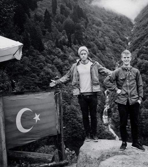 Thanks to the guys at the Buried Life for this great photo of the majestic mountain ranges in the Black Sea region of Turkey. They were 8000 ft above sea level tracking bears for the day. Great adventure waits for you. Go on your #BlackSeaHunt with @turkeyhome.