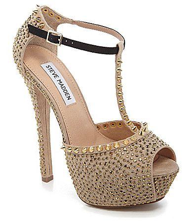 Steve Madden Angelz Dress Sandals #Dillards