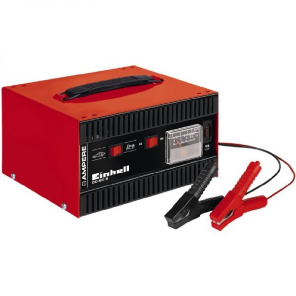 Φορτιστής Μπαταρίας Einhell CC-BC 8 | electrictools.gr