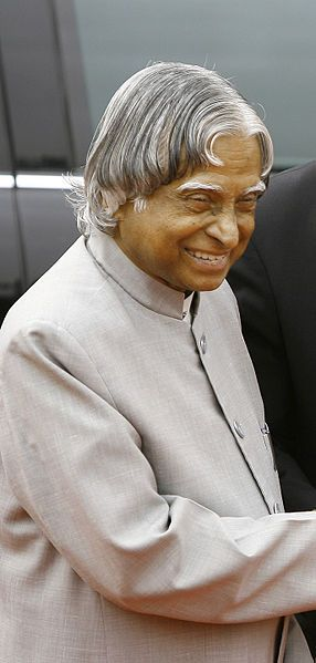 Dr. Avul Pakir Jainulabdeen Abdul Kalam, 11th President of India.