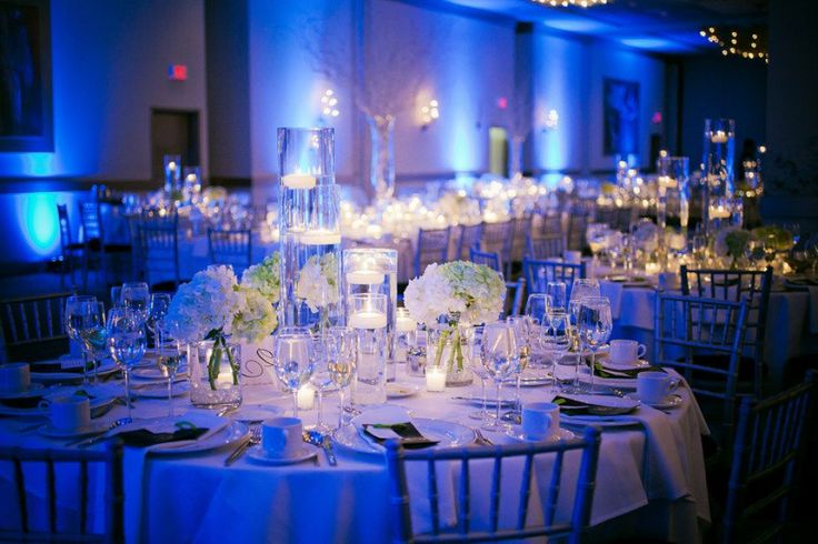 Blue Wedding Decorations: Indian Wedding Blue Theme - Google Search