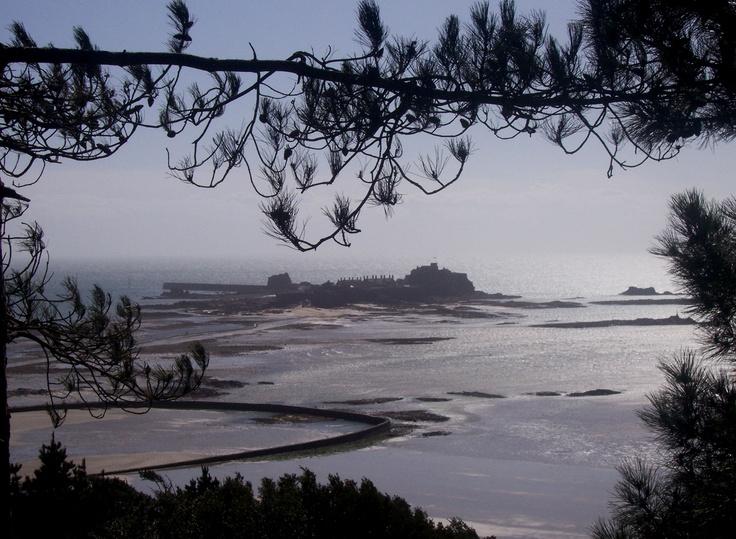 Elizabeth Castle, Jersey Channel Islands