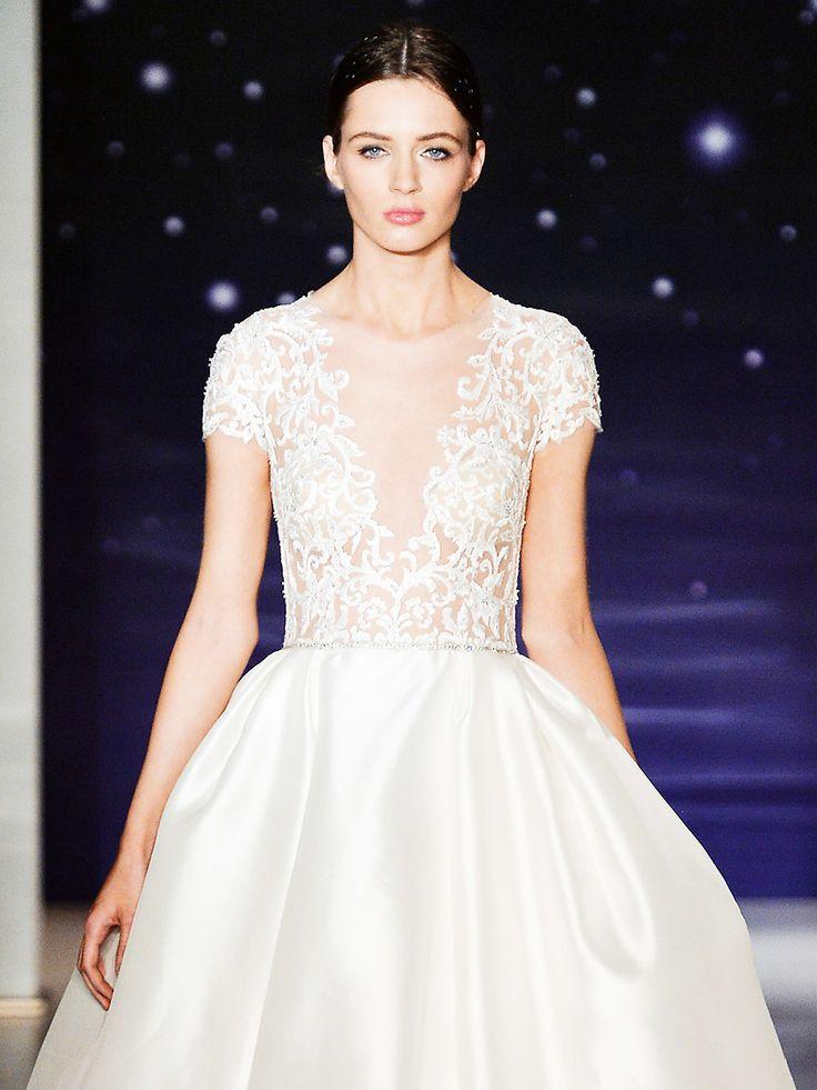 DAS Kleid deines Lebens: Die 6 schönsten Wedding-Dress-Trends 2016