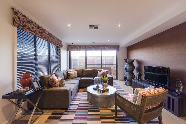Arlington - Simonds Homes #interiordesign #livingroom