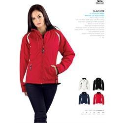 Branded Slazenger Apex Winter Jacket - Ladies' | Corporate Logo Slazenger Apex Winter Jacket - Ladies' | Corporate Clothing