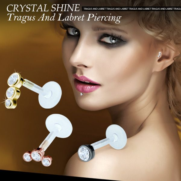 New Collection Tragus and Labret Piercing from KS. Wholesale Body Piercing and Body Jewelry. Silver Jewelry, Silver Labret, Silver Tragus.