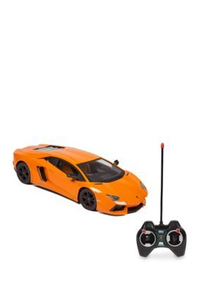 World Tech Toys Lamborghini Aventador Lp 700-4 1:14 Rtr Electric Rc Car - No Size:Orange - 14 Electric Rc Car