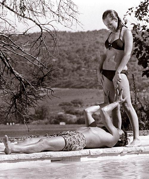 25 best ideas about vintage movie stars on pinterest for Alain delon la piscine streaming