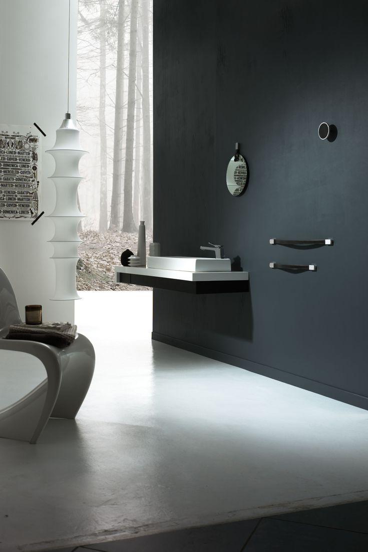 150 best arredo bagno design images on pinterest modern for Produttori arredo bagno