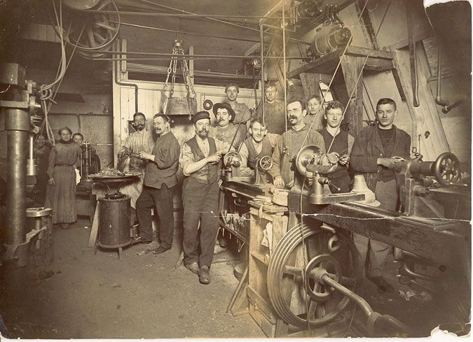 minnesota machine shop