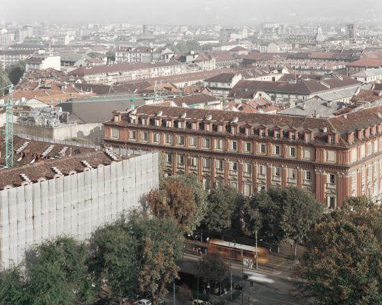 Vincenzo Castella, Torino 2001-02, Piazza Statuto # 02